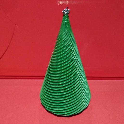 Download free STL file Christmas tree • 3D printer design, cristcost