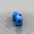 Download free STL file Swiwel joint printed together • 3D printable model, cristcost