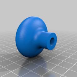 Impresiones 3D gratis El peso de la perilla es ligero, cristcost