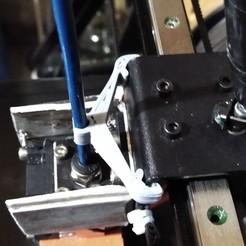 Télécharger fichier STL gratuit Soutien de Sapphire Bowden • Plan à imprimer en 3D, cristcost