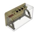 Descargar archivos 3D Altavoz de caja de llaves, Nitsoh