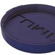 Download free STL file Camera cap., Nitsoh