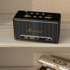 Marshall.png Download STL file Key box enclosure • 3D printer design, Nitsoh