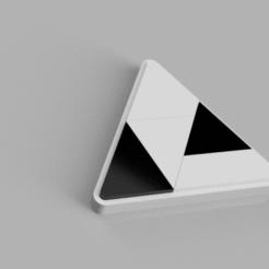 triangle_baby v2.png Télécharger fichier STL Puzzle triangulaire pour enfant • Modèle à imprimer en 3D, Digi2print