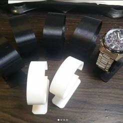 Descargar diseños 3D Soporte para reloj de pulsera, Digi2print