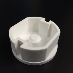 IMG_7577.JPG Download STL file Cover for socket 1 • 3D printing template, HMINVENTS