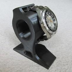 Descargar modelo 3D Soporte para relojes, MVano