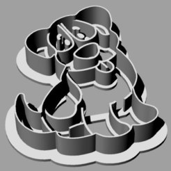 3D printing model Cutter, dog., MVano