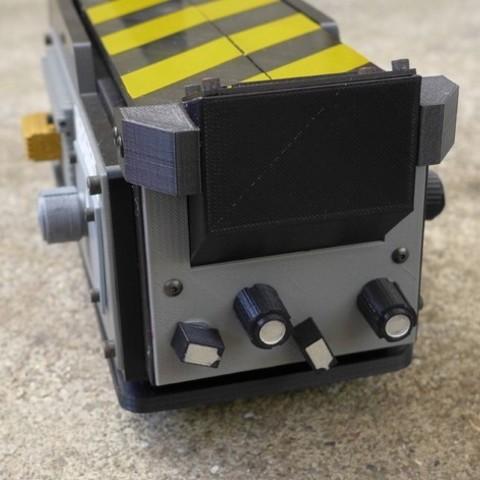 dc2175ecf5d6a44f0dac5efdced7b6c6_preview_featured.JPG Télécharger fichier STL gratuit Ghostbuster Ghostbuster Ghosttrap • Modèle pour impression 3D, SLIDES