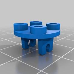 d2b48c1959585b1302e52cd8ef7bc60a.png Télécharger fichier STL Support de roue Lego 2x2 (2655) • Design à imprimer en 3D, ambscout