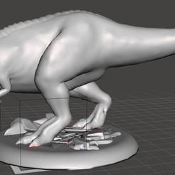 Impresiones 3D T-Rex Ark Evolved, jozhner9