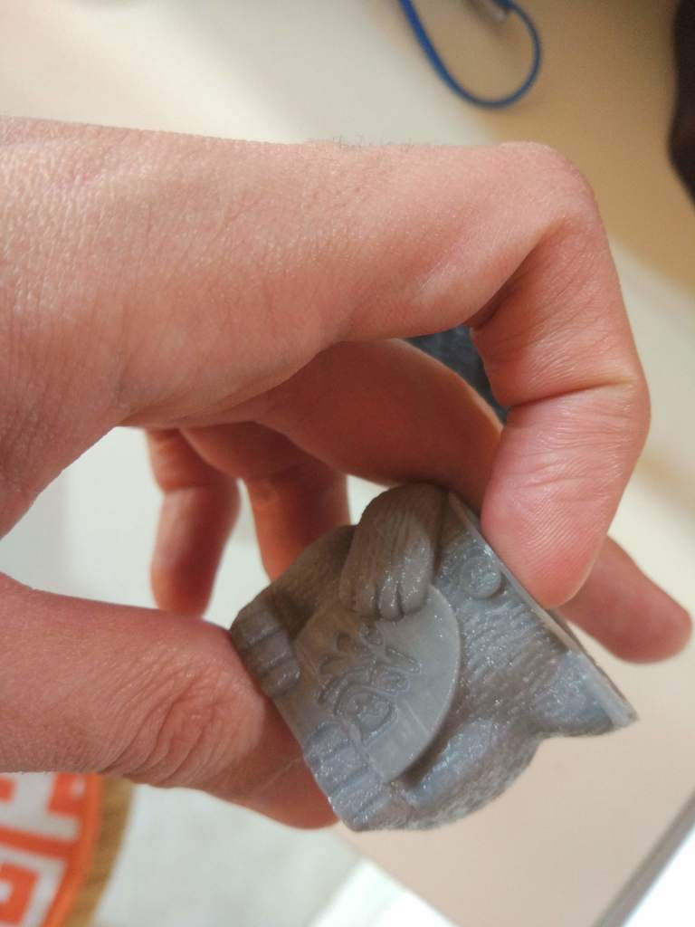 IMG_20190328_142429.jpg Download free STL file Maneki-neko De-Capicat Head • 3D printing template, luisdamed