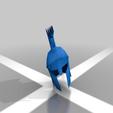 Download free 3D printing templates Basic Roman Helmet, Or10m4p