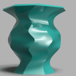 Download free 3D printer designs Vase, tnjlaliberte