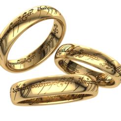 3.PNG Download OBJ file Lord Of The Rings • 3D printing model, tedalvarez