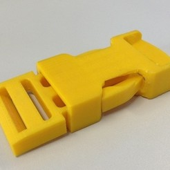 Download free STL file Prep'd Buckle • 3D printer object, FARAS