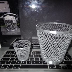 Download free STL file Mac OSX Paper Bin • Model to 3D print, FARAS