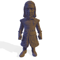 3D printing model Game Of Thrones Eddard Stark, prialmeida201