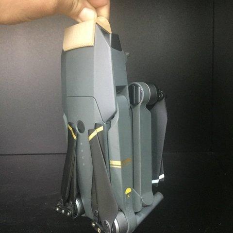 6afee41733a129132106ec3654cf1922_display_large.JPG Télécharger fichier STL gratuit Mavic Pro chapeau / bouclier anti-éblouissement anti-reflet • Design imprimable en 3D, EliGreen
