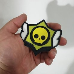 Download free 3D printing files Brawl star, EliGreen