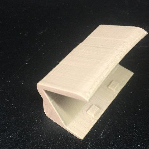 224cde1c02421e0eecefad45cdc9bea6_display_large.JPG Télécharger fichier STL gratuit Mavic Pro chapeau / bouclier anti-éblouissement anti-reflet • Design imprimable en 3D, EliGreen