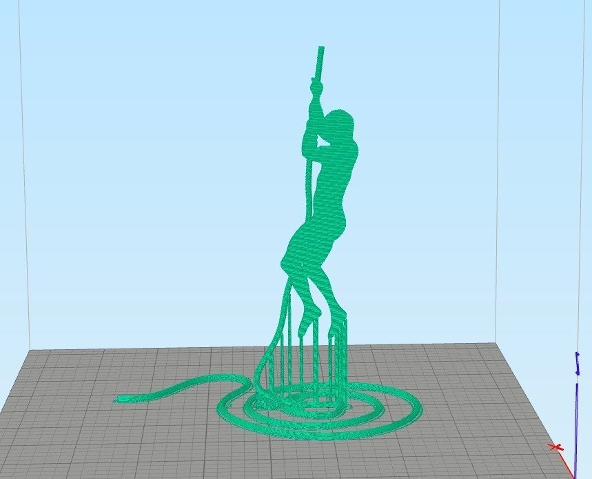 152dc572c09ef734117da176a129ce59_display_large.jpeg Download STL file Man on the rope • 3D print model, EliGreen