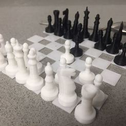 7b4a21b942fa6a7f06828a3337d52d30_display_large.jpeg Download free STL file Tiny Chess by EliGreen • 3D printer object, EliGreen