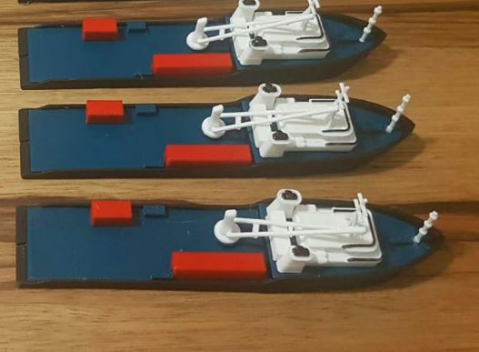 3d_printed.JPG Download STL file Cargo ship • 3D print model, EliGreen
