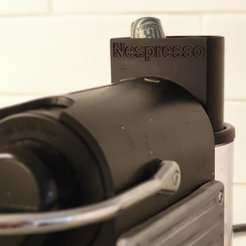 Download free 3D print files Nespresso capsules cup, EliGreen