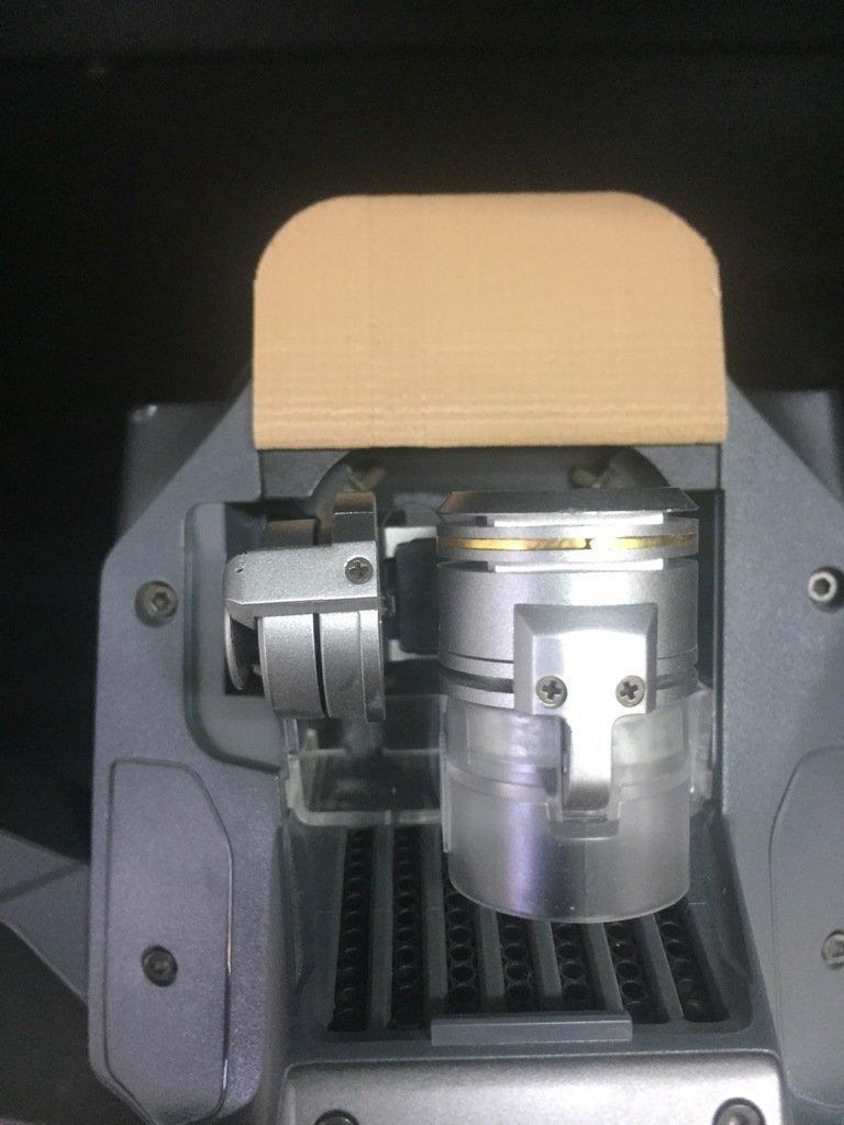 70343a5bd1049bfa64468d20d8b9a6c7_display_large.JPG Télécharger fichier STL gratuit Mavic Pro chapeau / bouclier anti-éblouissement anti-reflet • Design imprimable en 3D, EliGreen