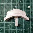 Descargar archivos STL headphone wall holder, filaprim3d