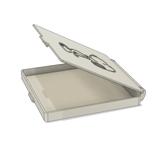 prev2.PNG Descargar archivo STL Snoopy Face Mask Case Box • Plan para la impresión en 3D, filaprim3d