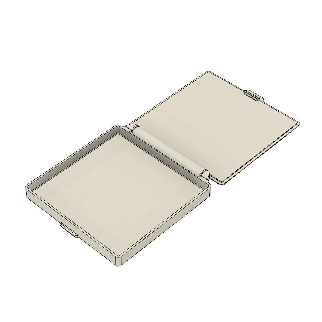 prev3.PNG Descargar archivo STL Snoopy Face Mask Case Box • Plan para la impresión en 3D, filaprim3d