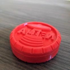 IMG_20200409_104349.jpg Download STL file Toothles herb grinder • 3D printable object, filaprim3d