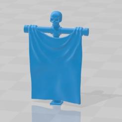 space_warriors_hero_banner.png Download free STL file Space Warrior Hero Banner • 3D printer design, Haarspalta