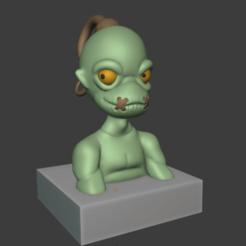 Odd.png Download STL file Oddworld • 3D printer template, crhis