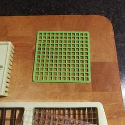 Descargar modelo 3D gratis Nicer Dicer Magic Cube grid replacement, NorMaker