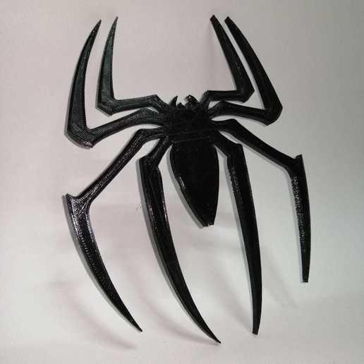 Imprimir en 3D gratis Spider Man [Spider], Canek