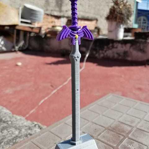 3D print files Master Sword Pen, Canek