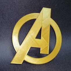 Descargar archivo 3D gratis Avengers , Canek