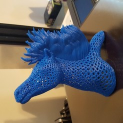 Download free 3D printing files Her Majesty - Arabian Horse, jberry3721