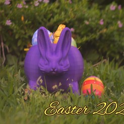 IMG_1732.JPG Download STL file Easter Bunny pot • Object to 3D print, rodrigo191637