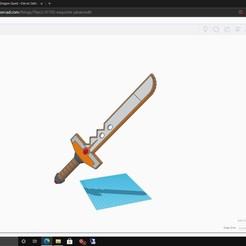 espada de papunika .jpg Télécharger fichier STL Poignard de Papunika (grandeur nature) • Objet imprimable en 3D, rodrigo191637