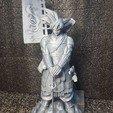Télécharger objet 3D Shogun Dragon Ball - Goku, JulioCesar_