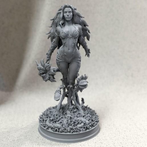 Imprimir en 3D Poison ivy - DC comics, JulioCesar_