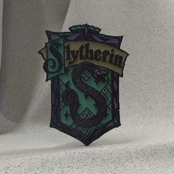 Download free 3D printing templates Slytherin, JulioCesar_