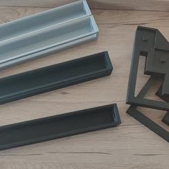 range flacon.jpg Télécharger fichier STL support pour ranger des petits flacon  • Plan imprimable en 3D, newjo1330