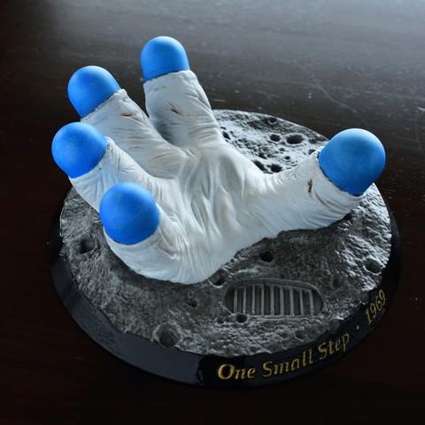 Télécharger objet 3D Un petit pas, fhuable