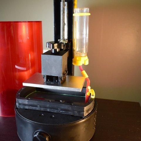 Download free 3D printer designs Sparkmaker Vat Extender, fhuable