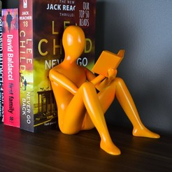 Download 3D printer designs Annabelle Smoothie - Bookend, fhuable